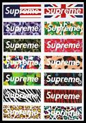 Supreme Decal