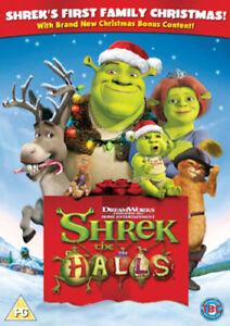 Shrek the Halls DVD (2009) Gary Trousdale