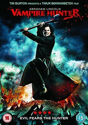 Abraham Lincoln Vampire Hunter [DVD] [DVD] [2015]