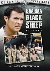 BAA BAA BLACK SHEEP SEASON 1 VOL 1 DVD New Sealed