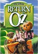 Return to oz DVD
