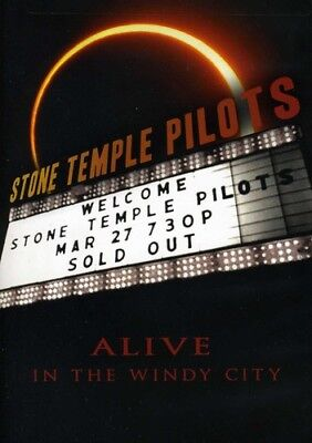 Stone Temple Pilots - Alive in the Windy City [New DVD]](Windy City Movie)
