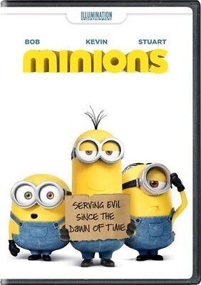 Minions [New DVD]