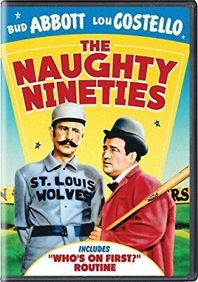 The Naughty Nineties  New Dvd
