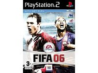 PS3 FIFA 06 GAME