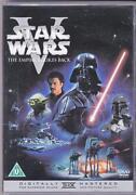 Star Wars Empire Strikes Back DVD