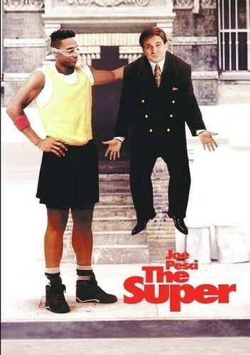 The Super [new Dvd]