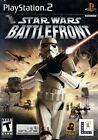 Star Wars: Battlefront Sony PlayStation 2 Video Games