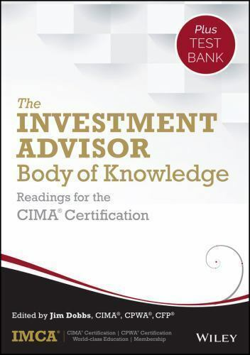 The Investment Advisor Body of Knowledge by IMCA Staff (2015 ...