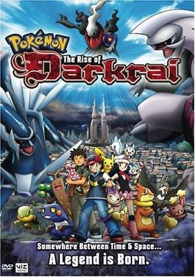 Pokemon Movie 10: The Rise of Darkrai [New DVD]