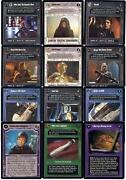 Star Wars Cards Complete Set