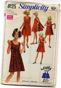 Vintage Dress Patterns