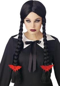Wednesday Addams Wig  sc 1 st  eBay & Wednesday Addams: Clothing Shoes u0026 Accessories | eBay