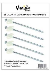 Hard Ground Tent Pegs  sc 1 st  eBay & Tent Pegs | eBay