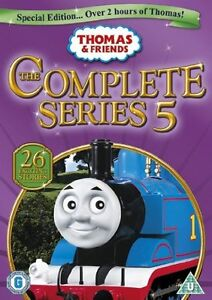 Thomas & Friends - The Complete Series 5 -DVD- NEW