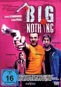 Big Nothing - Simon Pegg - Neu Ovp