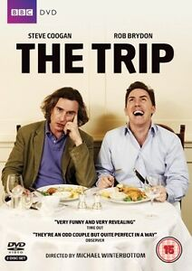 The Trip  DVD Steve Coogan, Rob Brydon