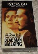 Dead Man Walking VHS