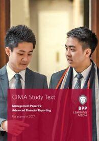 CIMA Textbook, Advanced Financial Reporting (F2)