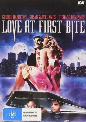 Love At First Bite DVD