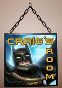 Batman Wall Plaque