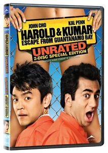Harold & Kumar Escape From Guantanamo Bay NEW