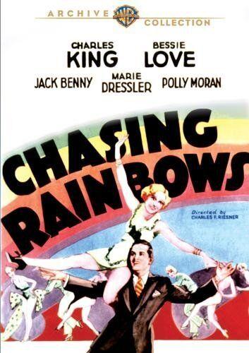 CHASING RAINBOWS - (1930 Jack Benny) Region Free DVD - Sealed