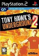 Tony Hawk PS2