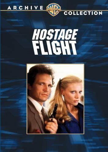 HOSTAGE FLIGHT - (1985 Ned Beatty) Region Free DVD - Sealed