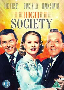 High Society DVD (2003) Bing Crosby