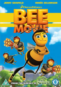Bee Movie DVD (2008) Steve Hickner