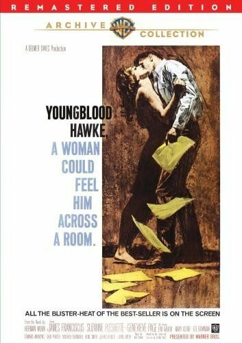YOUNGBLOOD HAWKE - (1964 James Franciscus) Region Free DVD - Sealed