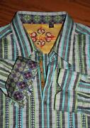 Robert Graham Mens Shirts 2XL