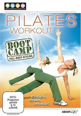 Pilates Bootcamp - Workout- DVD - NEU/OVP