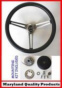 66 Nova Steering Wheel