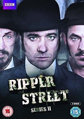 Ripper Street - Series 2 [DVD][Region 2] NEW for sale  St Albert