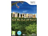 Nintendo Wii, I'm A Celebrity Get Me Out Of Here