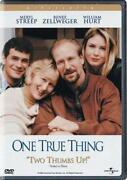 One True Thing DVD