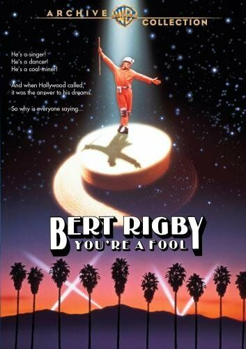 BERT RIGBY: YOURE A FOOL (1987 Anne Bancroft) -  Region Free DVD - Sealed