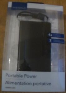 Insignia Portable Power 10000mAh