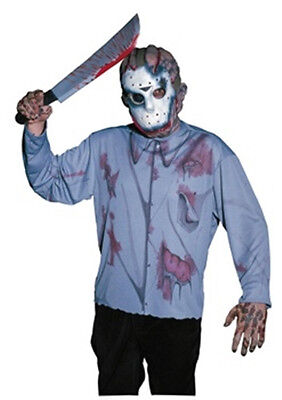 Jason Set FRIDAY THE 13TH  zu Halloween