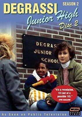 Degrassi Menor Alta - Temporada 2 , Disco 2 Nuevo DVD