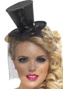 Black Hat with Veil bc7fd5c2783