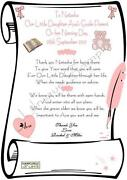 Naming Ceremony Gifts