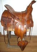 Antique Saddle