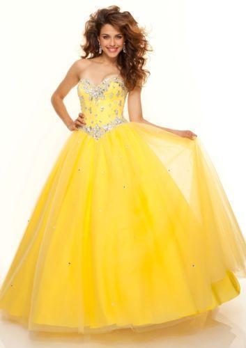 Used Quinceanera Dress Ebay