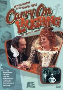 Carry On Laughing – DVD The Carry On Gang TV SERIES