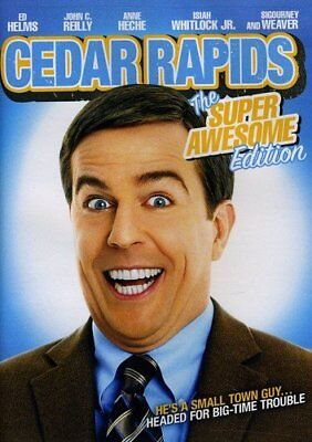 CEDAR RAPIDS DVD SUPER AWESOME EDITION-Great Gift-Brand New-Fast Ship-HMVDVD1010