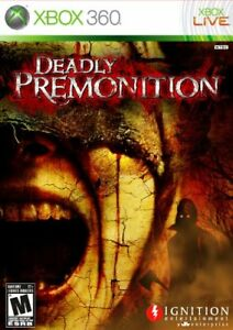 -- XBOX 360 Deadly Premonition --