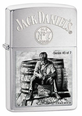 "Zippo ""Jack Daniels-Scenes From Lynchburg #3"" Lighter, 4777 Units, 28755"